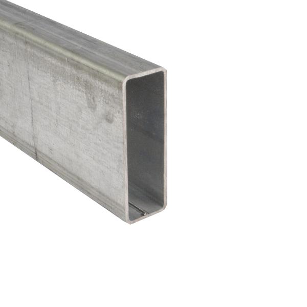 Box profile, 120x60mm