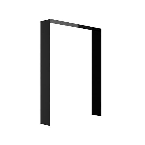 Cladding for SME shelter 11000 x 600mm, black