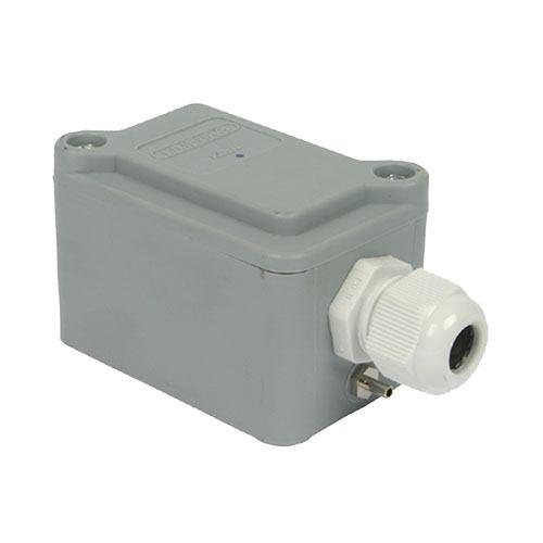 Boîtier gris pour interrupteur d'air