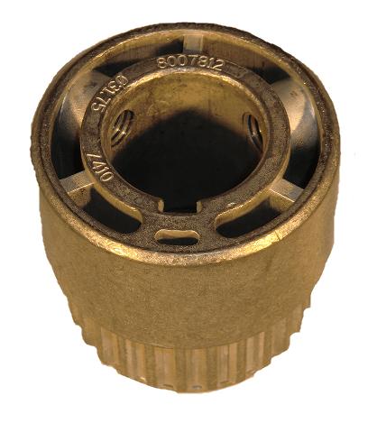 Aansluiting t.b.v. 31,75mm (1,25