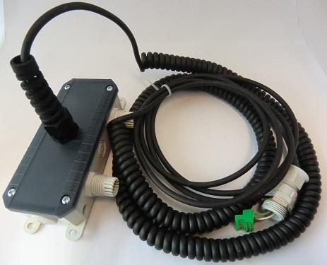 GfA Set Spiralkabel für Optosensor