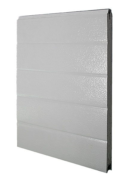 Deurpaneel 40x500mm, stucco/stucco