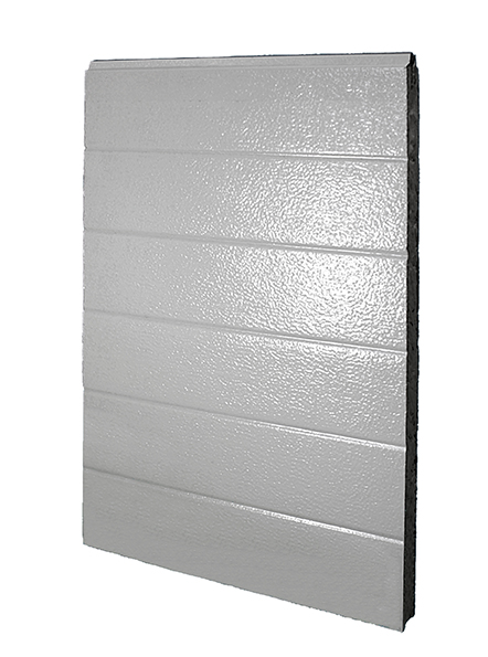 Deurpaneel  40x610mm, stucco/stucco
