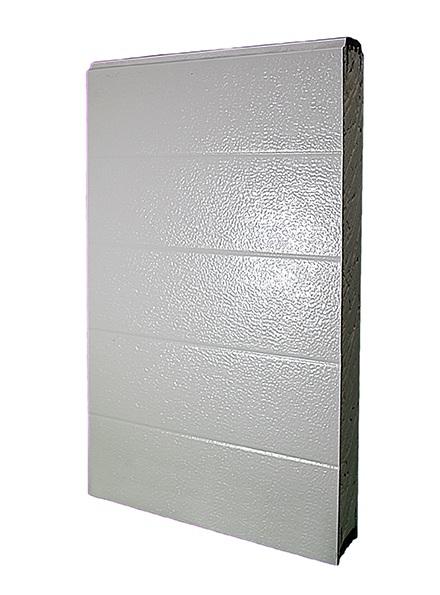 Deurpaneel 80x610mm, stucco/stucco