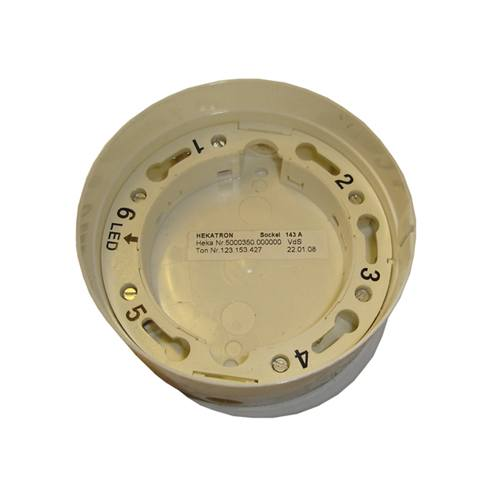 Socket smoke detector 143A