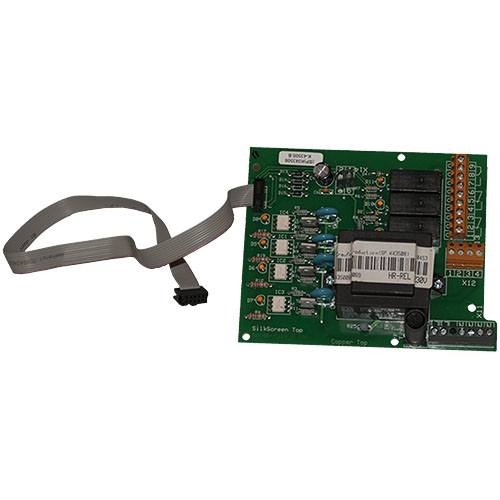 Crawford expansion circuit board (D3) for ECS 950 control.