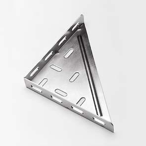 Triangular plate 230x230mm