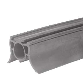Bodemrubber voor DW contact, kamer rond 25mm