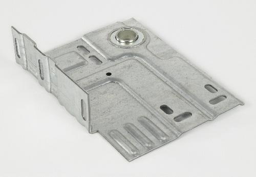 Zijlagerplaat, 1 inch, 86mm