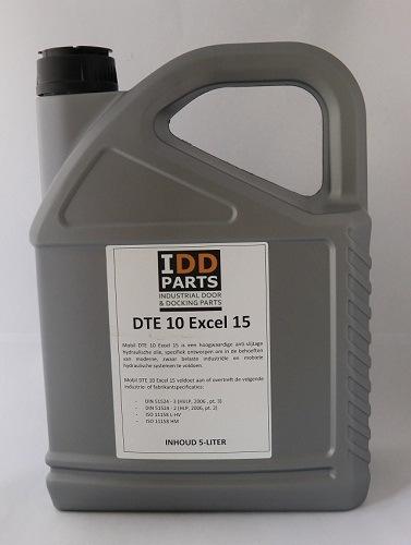 Hydraulische olie, 5 liter