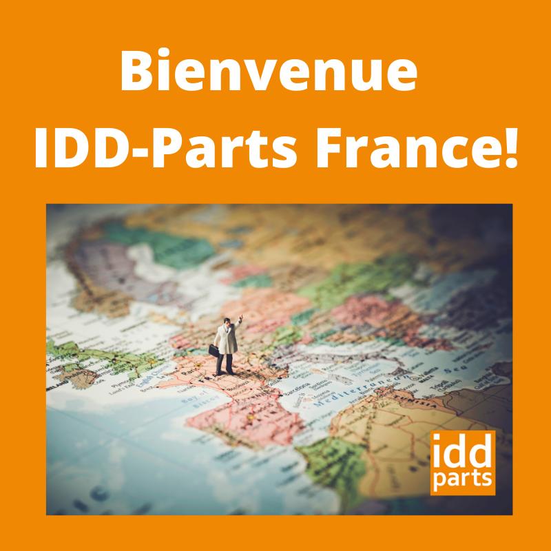 IDD-Parts en France ? Mais oui !