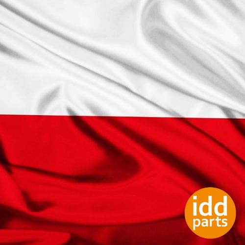 IDD-Parts Homepage jetzt auch auf polnisch