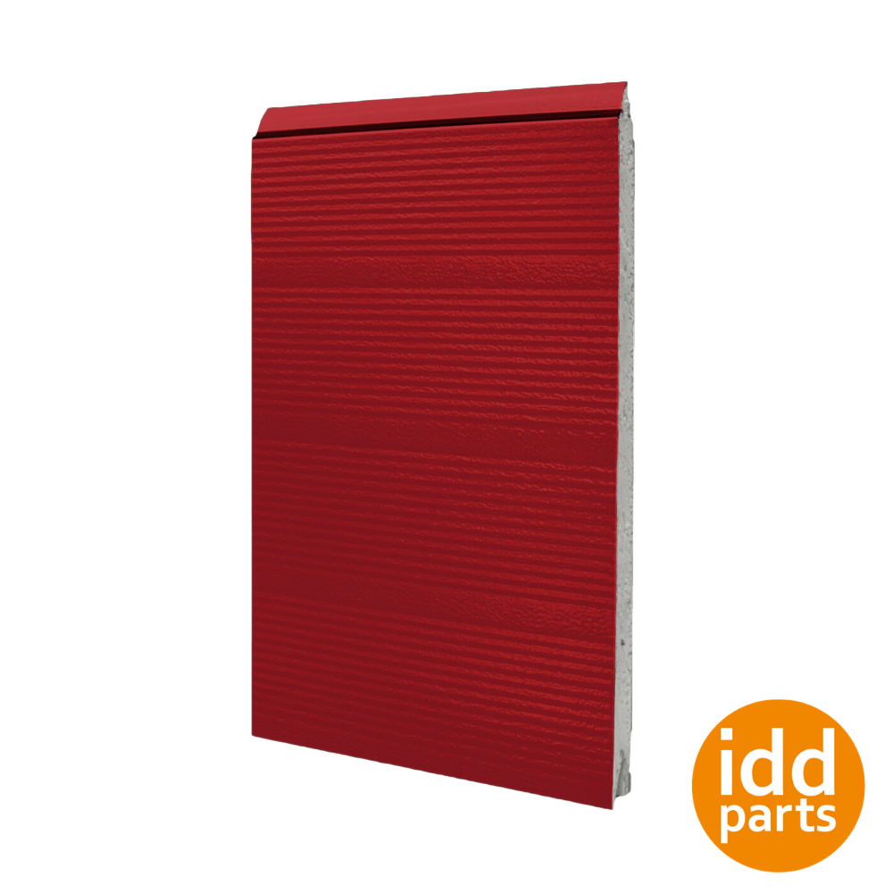 In the spotlights: Panels for overhead doors