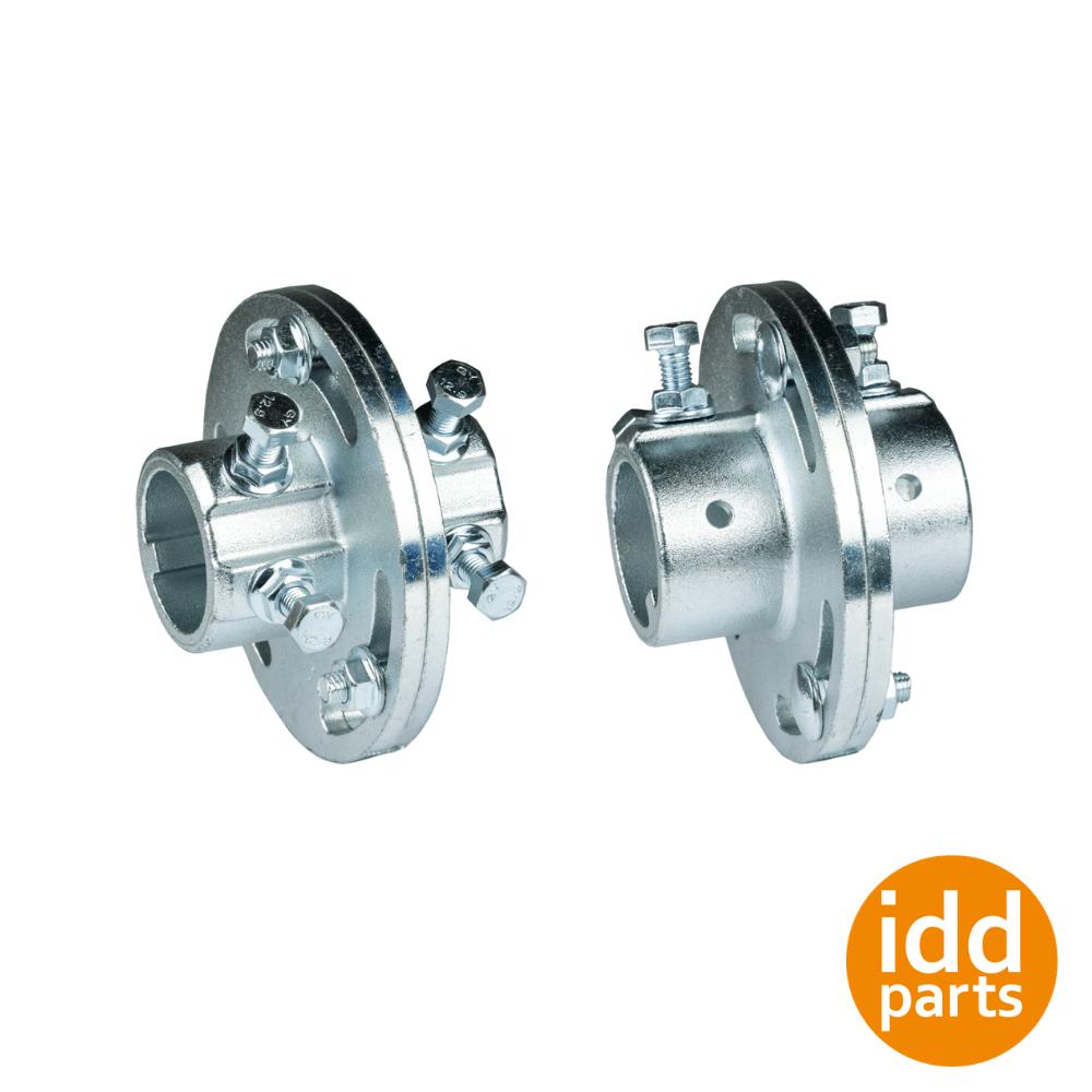 New: IDD HO shaft coupler