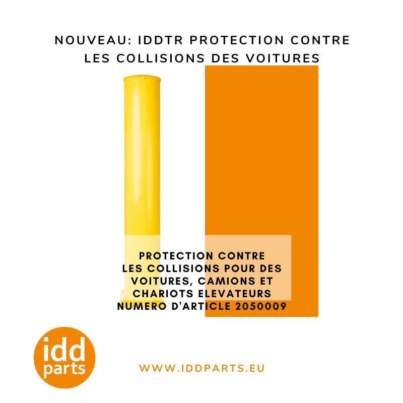 Nouvelle protection contre les collisions des voitures