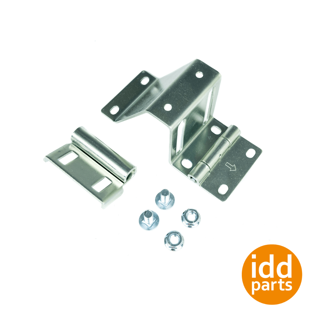 Now on stock: Alpha side hinges
