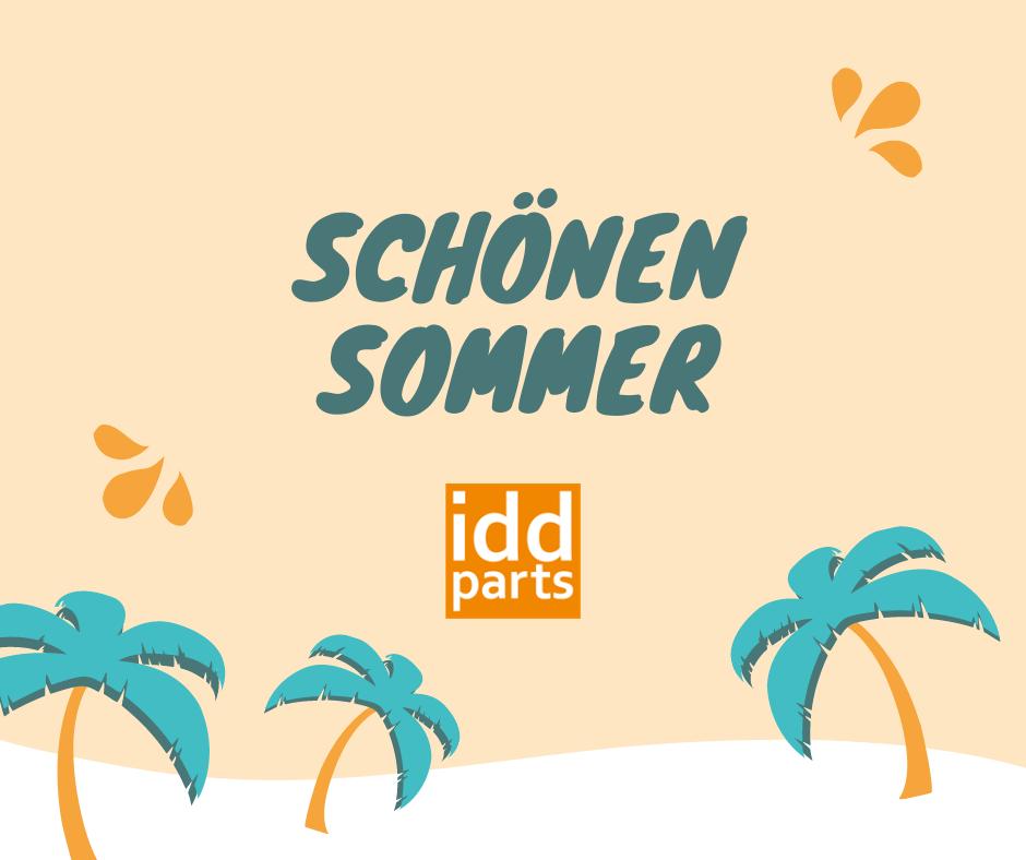 Schönes Sommer!