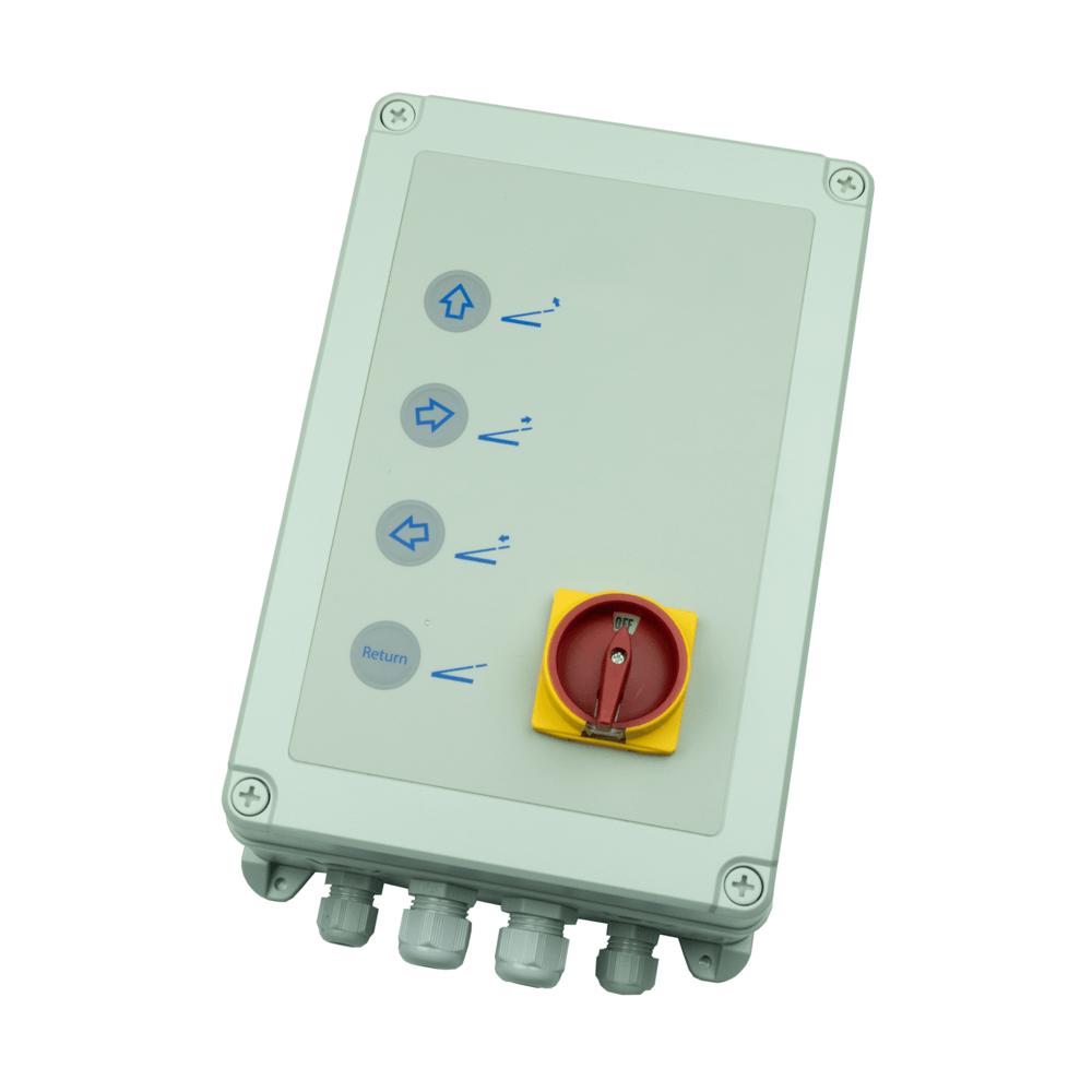 Universal Control Unit Telescopic lip