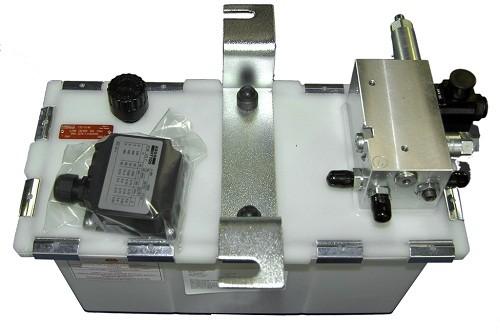 Hydraulic power unit, 1 valve, 0,75KW
