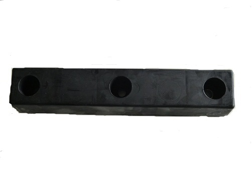 Shock bumper 400x80x70mm