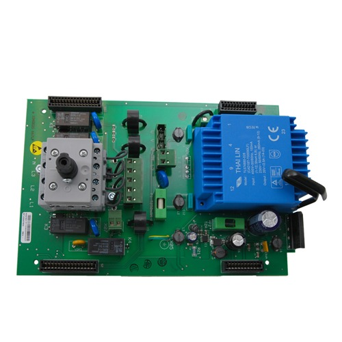 Crawford/Hafa Basic board 230/400V MS