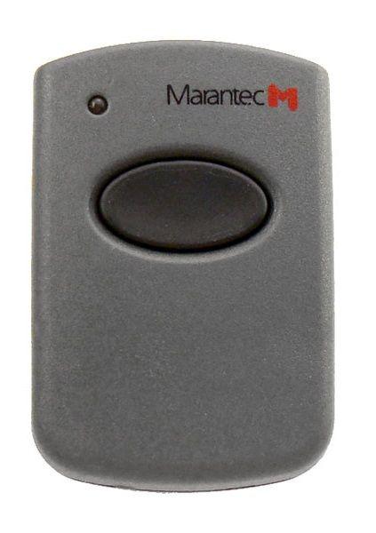 Marantec mini handzender, 1-kanaals, 433 MHz. Digital 321