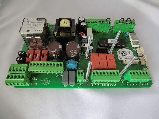 Mtec UDL2 Steckplatine
