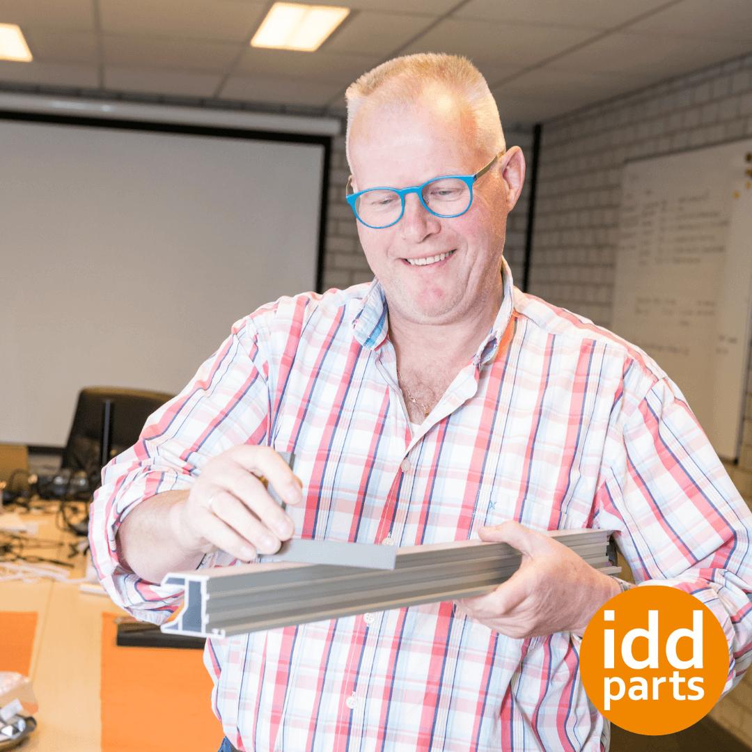 Expansion team IDD-Parts