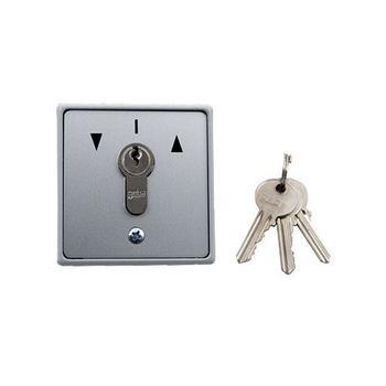 GEBA Schlüsselschalter, universal, aufbau