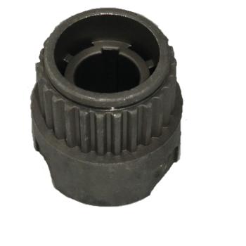 Aufnahme Kettengetriebe für 25,4mm Welle