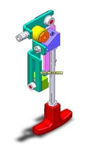 Actuating element (HEI) 15-45