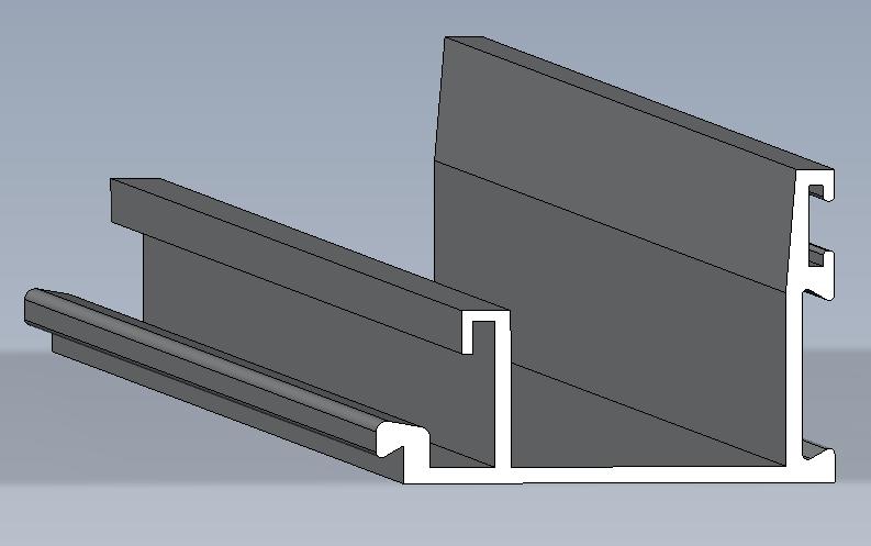 P1322 Sealing profile 40