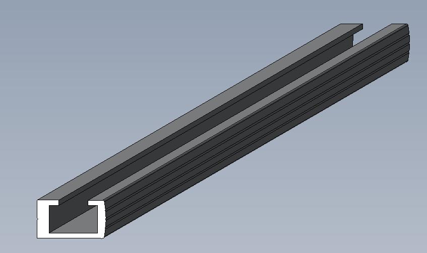 P1567 Sliding arm profile