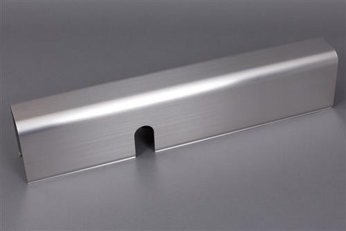 Casing, stainless steel 580 mm