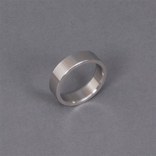 Skirt ring for lever adapters