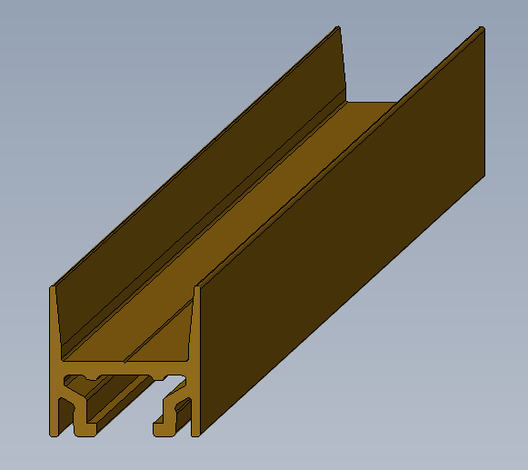 P1744 Frame profile 32