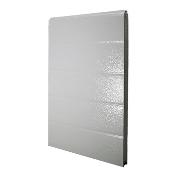 Deurpaneel 40x610mm, stucco/glad