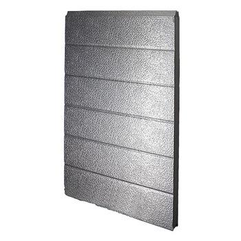 Torsektion, Aluminium, 40x610mm, stucco/stucco