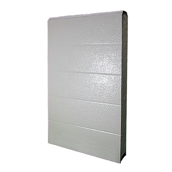 Deurpaneel 80x610mm, stucco/stucco