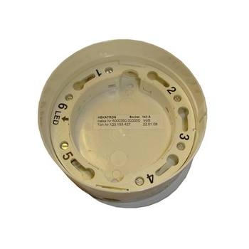 Socket smoke detector 143A