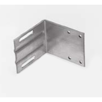 Mounting plate spring bumper
