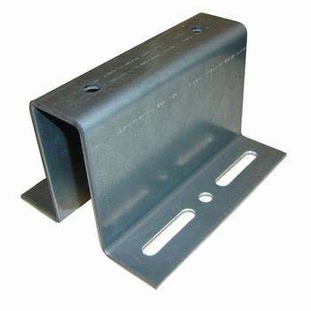 Montage console veerbreukbeveiliging