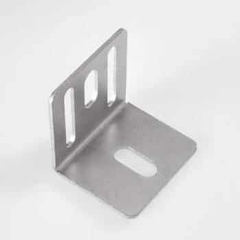 Angle bracket, 60x50mm, universal
