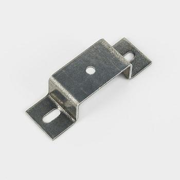 Support de montage pour poutre en caisson de 80x40 mm