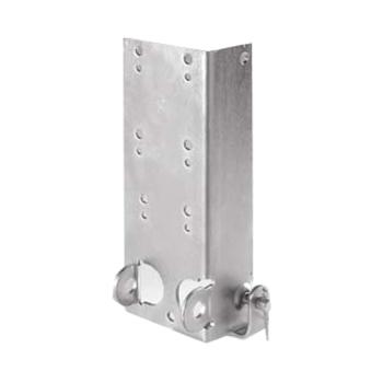 Bodenbeschlag Stahl nicht einstellbar