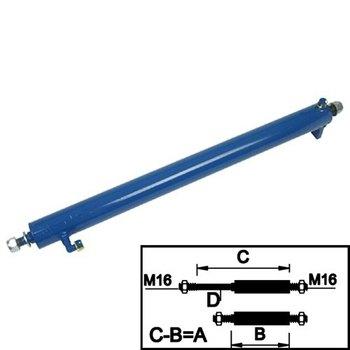 Vérin hydraulique Crawford/Hafa, pour teledock, tige de 500mm