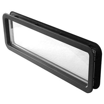 Crawford window for dock doors
