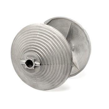 Seiltrommel, VS, H. max. 6000mm, Welle 1,25 Zoll