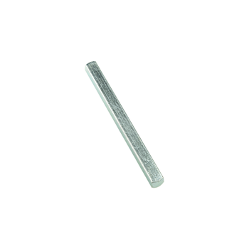 Key, straight, length 75mm