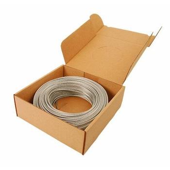 Drahtseil 3mm - Box mit 200 Meter